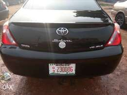 clean Toyota Solara at affordable price
