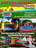 Jumping castles to rent