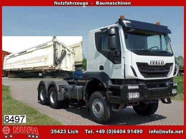 Iveco Trakker AT720T45 6x6, 5x Vorhanden!