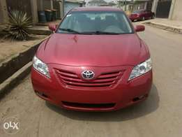 Tokunbo Toyota Camry LE 4 Plugs