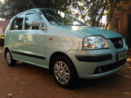 2007 Hyundai Atos in excellent condition with low Mileage