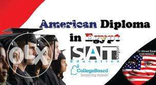 Teacher for American diploma sat 1&2