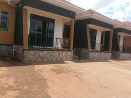 Cream land 2 bedroom 2 baths house for rent in Bunga at 700,000