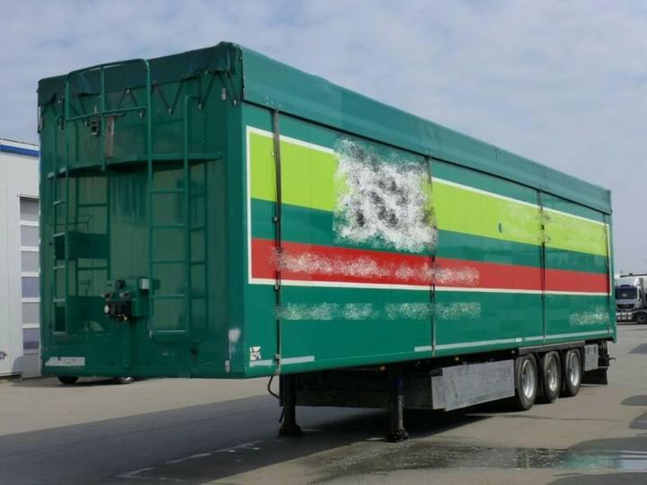 Kraker CF-Z*Lift*TÜV*BPW*90m³* - 2012