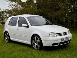 2003 vw golf in very good excellent condition papers in oder for sale