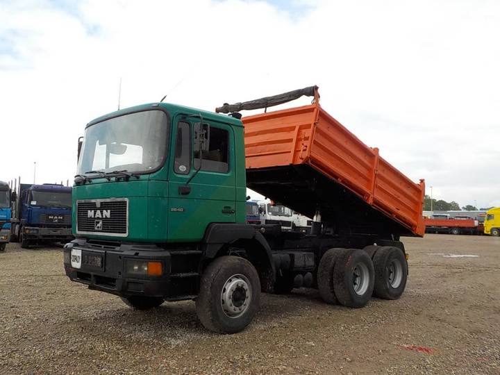 MAN 26.403 (BIG AXLE / STEEL SUSPENSION) - 1996