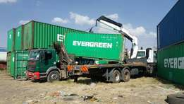 Containers Sales & Fabrication