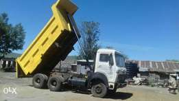 TATA Tipper truck for sale