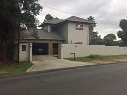 A 3 bedroom house to let in Rivonia