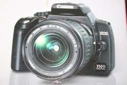 CANON EOS 350D Digital Camera