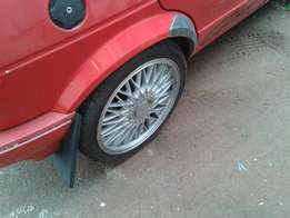 17inch eagle rims and tyres to swop