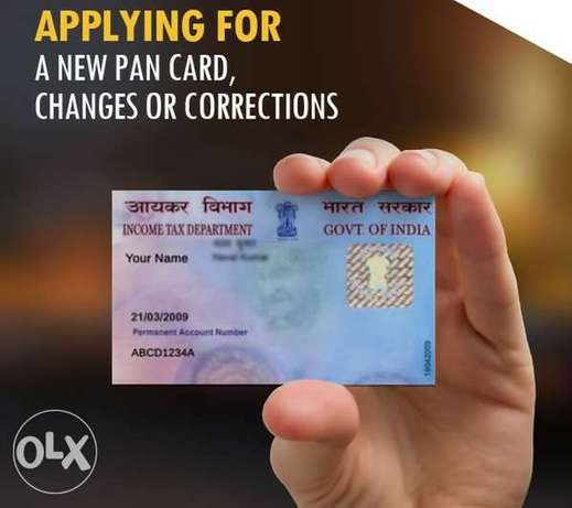 PAN CARD Service for NRIs