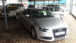 2009 AUDI A4 1.8T Attraction Multitronic 157000KM Service History