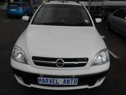 2007 Opel Corsa Utility 1.8 Sport For R80,000