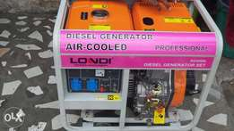 Londi welding machine and generator