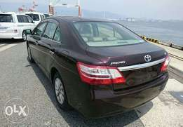 Toyota Premio redwine 2010 model KCN number. Loaded with alloy