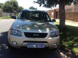 2007 Ford Territory 4.0i,atomatic, 7 seater, mileage 85000