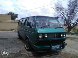 Microbus 2.3 with sunroof, exclusive sound and 17 inch