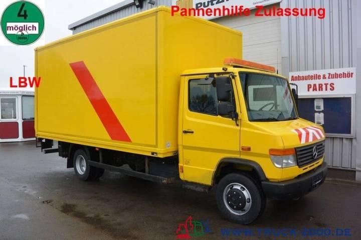 Mercedes-Benz Vario 814 D Vario LBW Pannenhilfe 3 Sitzer AHK - 2001