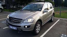 2008 Mercedes ML320CDI 4Matic 147000km.Excellent Condition.Like NEW!