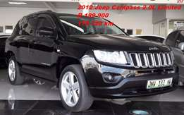 2012 Jeep Compass 2.0L Limited
