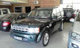 2011 Landrover Discovery 4 3.0 tdV6 HSE AUTO