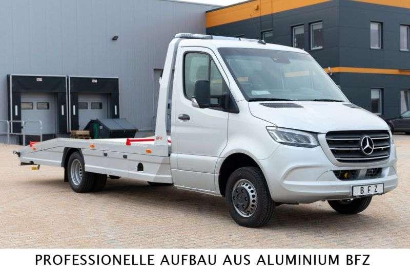 Mercedes-Benz Sprinter 519 V6 Autotransporter Org.luftfederun - 2019