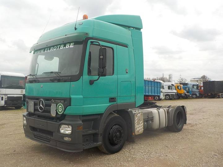 Mercedes-Benz Actros 1846 (PERFECT CONDITION) - 2004