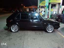 VW Citi golf up for sale