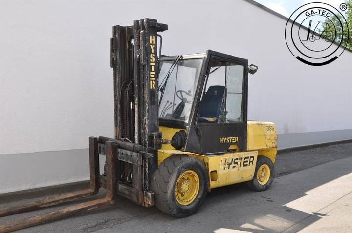 Hyster H5.00XL - 1996
