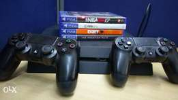 PlayStation 4up for grabs
