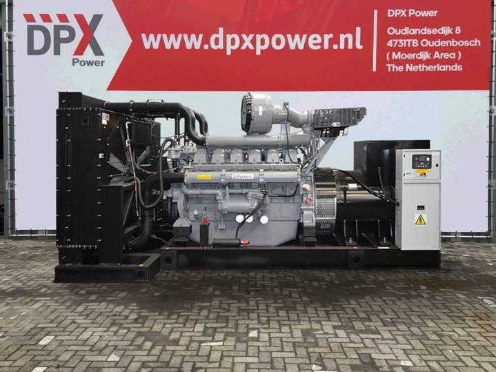 Perkins 4016-61TRG1 - 2000 kVA Generator - DPX-15724 - 2019