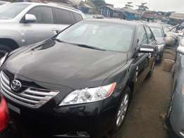 Foreign used 2008 Toyota camry thumb start. Navigation