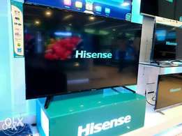 Hisence 32'' digital .Trade in small telly for bigger ones.