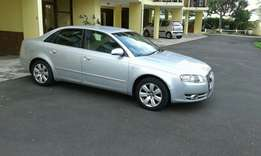 Audi A4 model 2006 for sale
