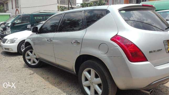 Nissan murano 2007 KBY super clean buy and drive 2400cc Hurlingham - image 3