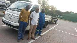 Bakkies for furniture removals