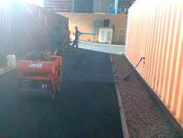 ANDRIES Tar/Paving Specialists