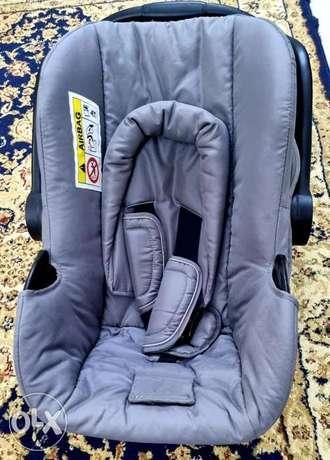 Baby car seat + Baby CarrierBag