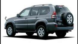 Prado required on long lease