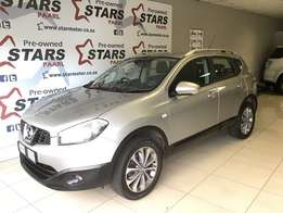 2013 Nissan Qashqai Acenta 2.0 Get it Now!!