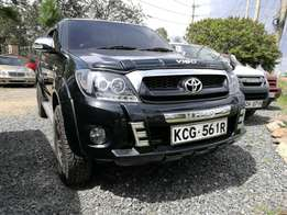 Toyota Hilux Double Cab 2009 Model