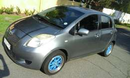 2007 Toyota Yaris 1.3 for sale