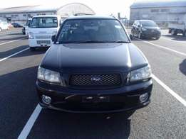 Subaru Forester on quick sale