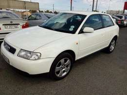 Audi A3 1.8T 2000 for sale R49500