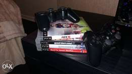 6 months old ps3 for sale, winter bargain!!!