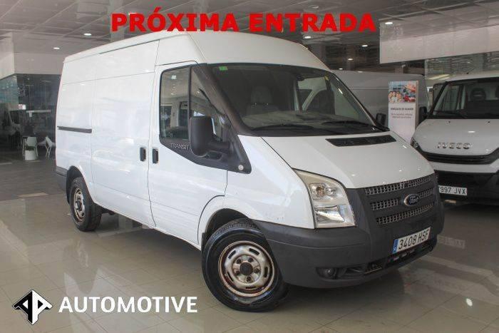 Ford Transit Ft 330m Van 125 - 2013