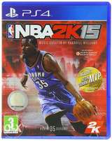 NBA2K15 PS4 (quality updated game)