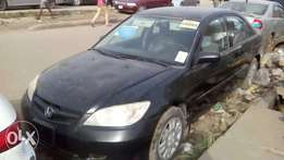 Sharp Honda Civic 2004 Tokunbo