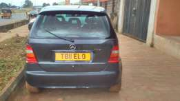 Tokunbo Mercedes Benz A180 mini jeep 2003 model